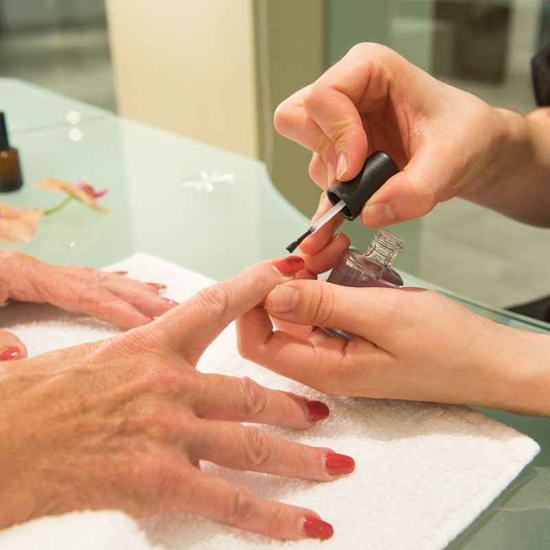 Manicure soins