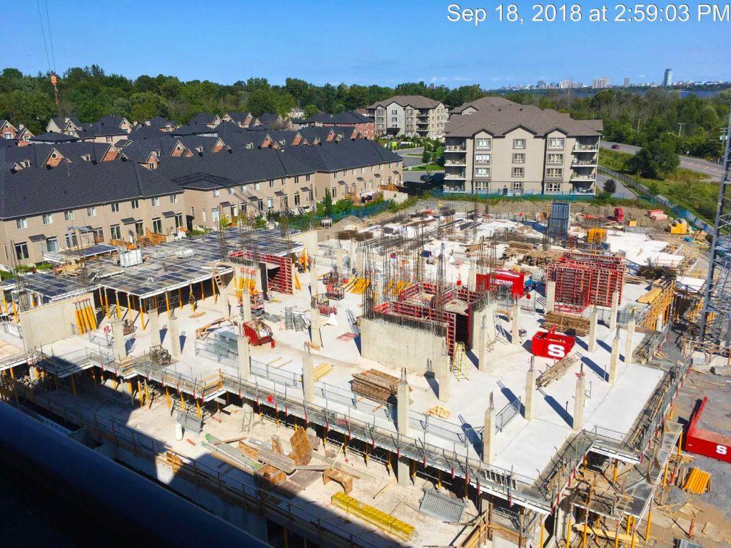 Progression de la Phase II-III en septembre