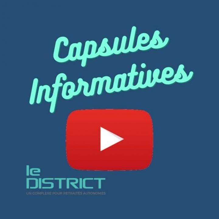 capsules informatives au District Aylmer