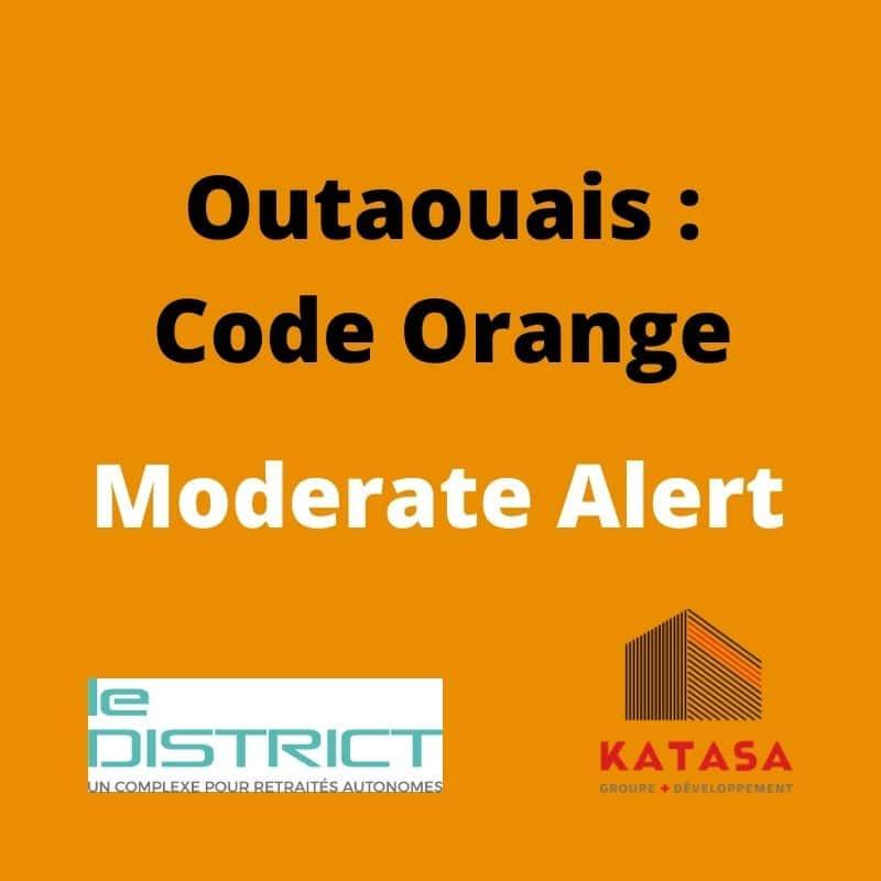 outaouais code orange LD