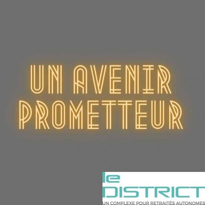 un avenir prometteur au District Aylmer