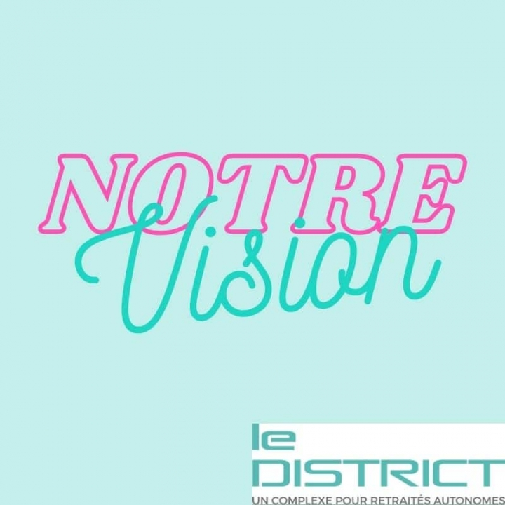 Notre vision au District Aylmer