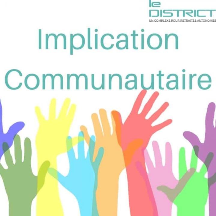 ld implication communautaire