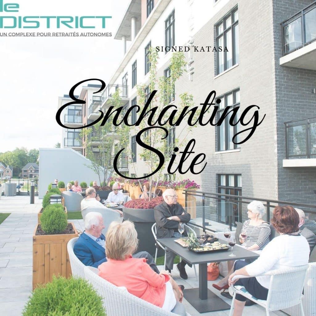 le district aylmer enchanting site